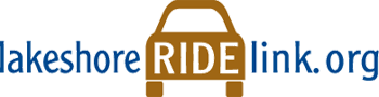 Lakeshore Ride Link Logo