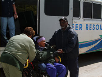 transport for those with disablilities